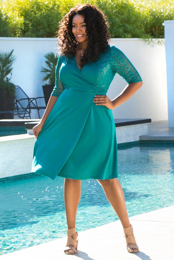 189 best Plus Size Style: Lace images on Pinterest   Cinderella ...
