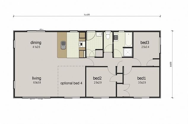First Choice 95   Keith Hay Homes