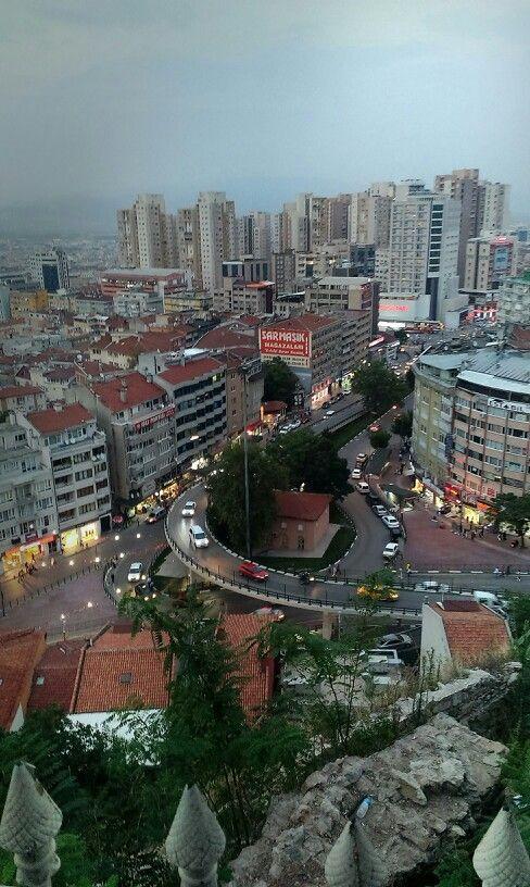 Bursa, Bursa konumunda Tophane Surları