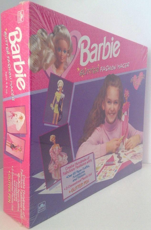 glitter doll maker: