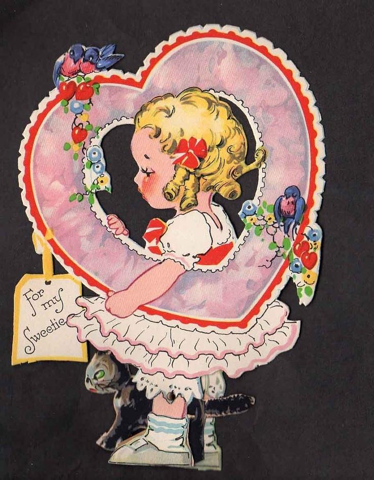 769 best Vintage Greeting Cards images on Pinterest  Christmas