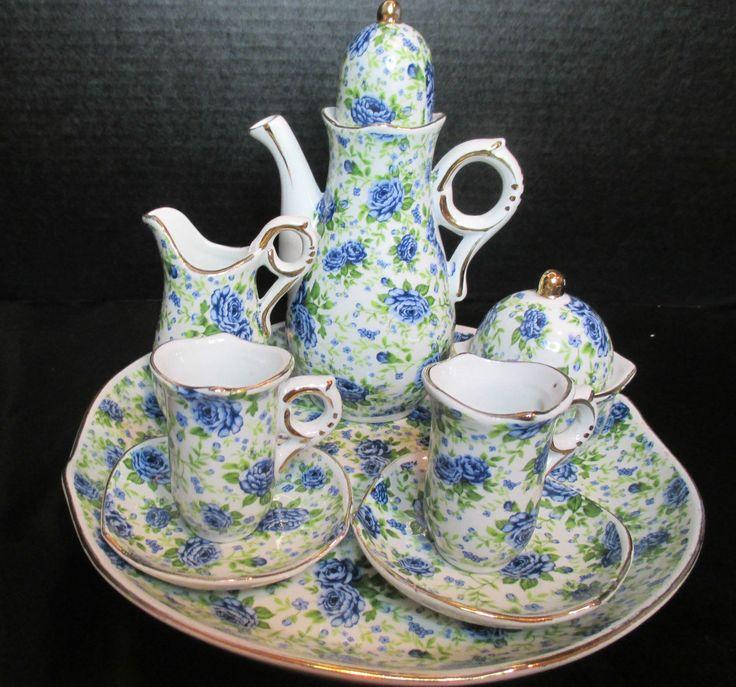 Top 20 Tea Platters: 366 Best Images About Tiny Tea Sets... On Pinterest