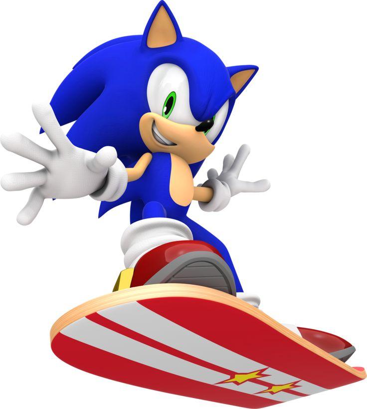 Sonic Board by Mintenndo on deviantART - Sonic the Hedgehog