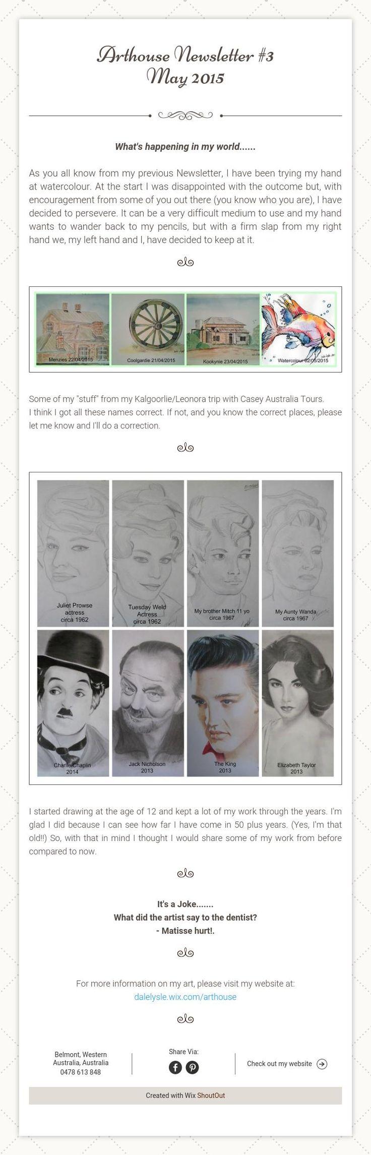 ArthouseNewsletter