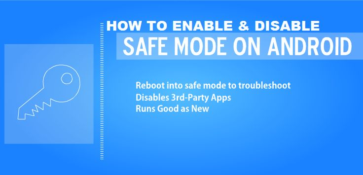 how to turn off safe mode on android samsung