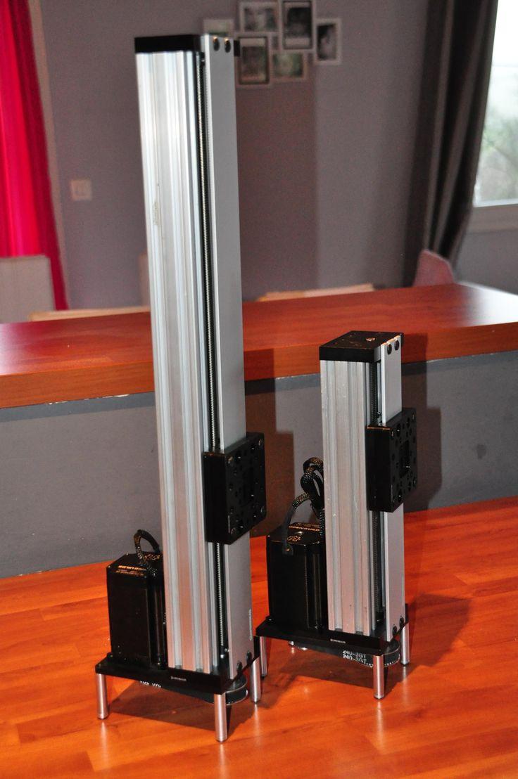 High torque Cbeam Linear actuator , X , Y , Z axis