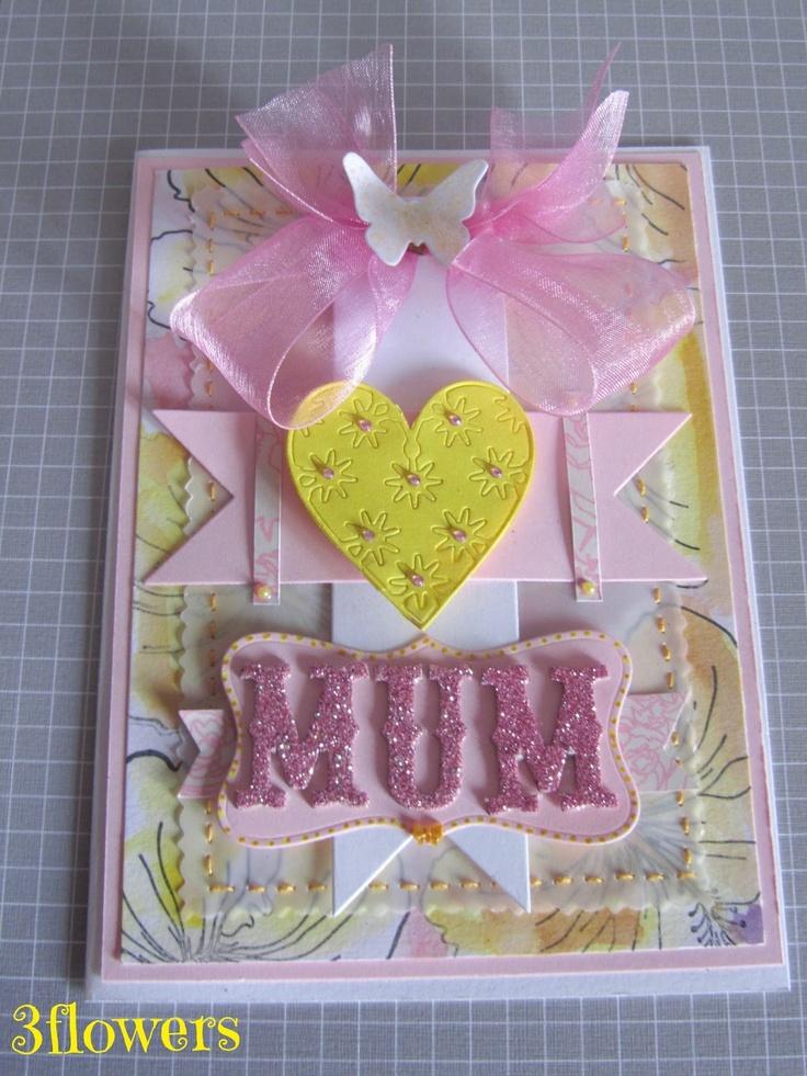 3flowersscrapbooking: flores para mama