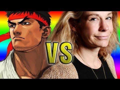 Ryu contre Frigide Barjot [video] - http://www.2tout2rien.fr/ryu-contre-frigide-barjot-video/