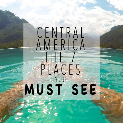 Central America is a land of rice, beans, chicken buses and backpackers. We spent 6 months meandering our way from Panama to Belize and everywhere in between. We enjoyed almost every minute and wanted to share with you our 7 favourite