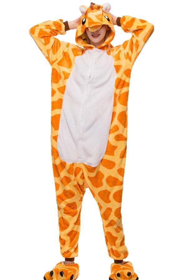 Chicloth Animal Pajamas Sets Cartoon Sleepwear Pajamas  4c9bf00da