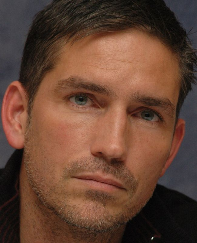 Jim Caviezel Person Of Interest Haircut