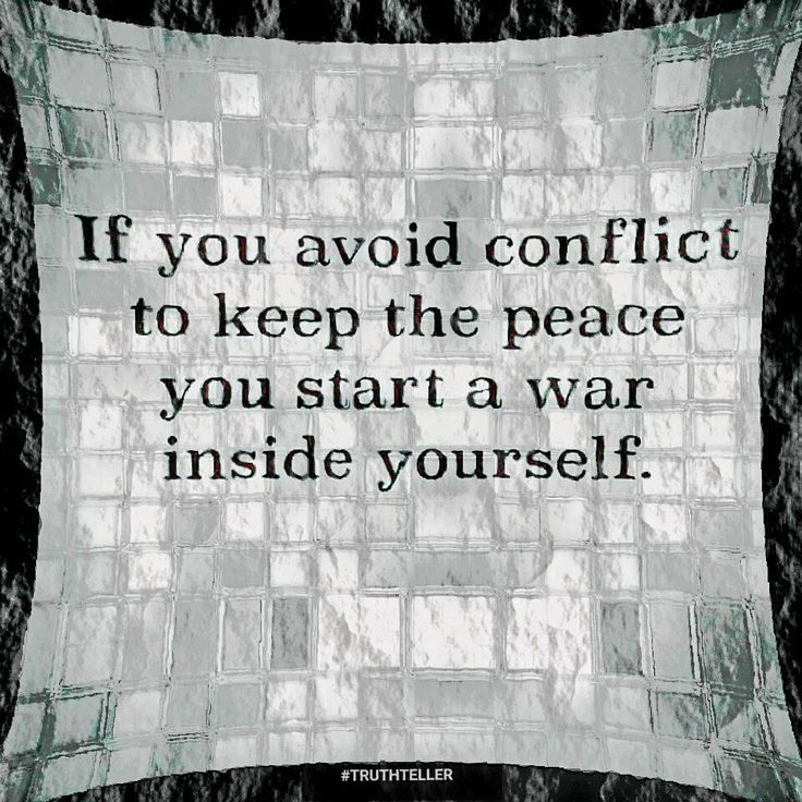 The only Body-type that is truly comfortable w/ conflict or confrontation is the Fire-type. More on #relationships