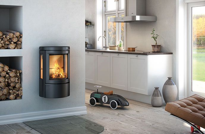 81 Best Images About Fireplaces Heaters And Stoves On