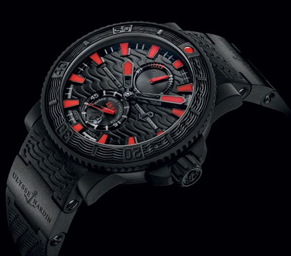 Maxi Marine Diver Black Sea Watch 1 -