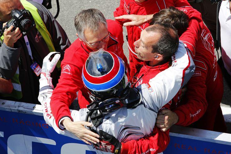 68- Yvan Muller - Citroen Total WTCC Carlos Tavares