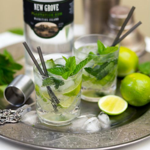 The Food Fox | classic mojitos