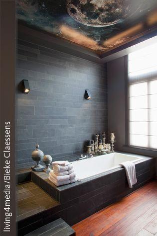 25 besten Bad Bilder auf Pinterest Badezimmer, Badezimmerideen - badezimmer grau design
