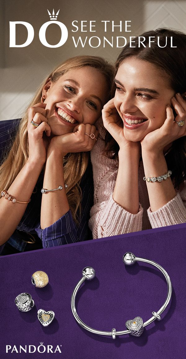 Express your unique sense of style with jewelry from PANDORA. Pair rings, necklaces and bracelets to create a look that will take your style into Fall and DO See The Wonderful with PANDORA's NEW Autumn collection.