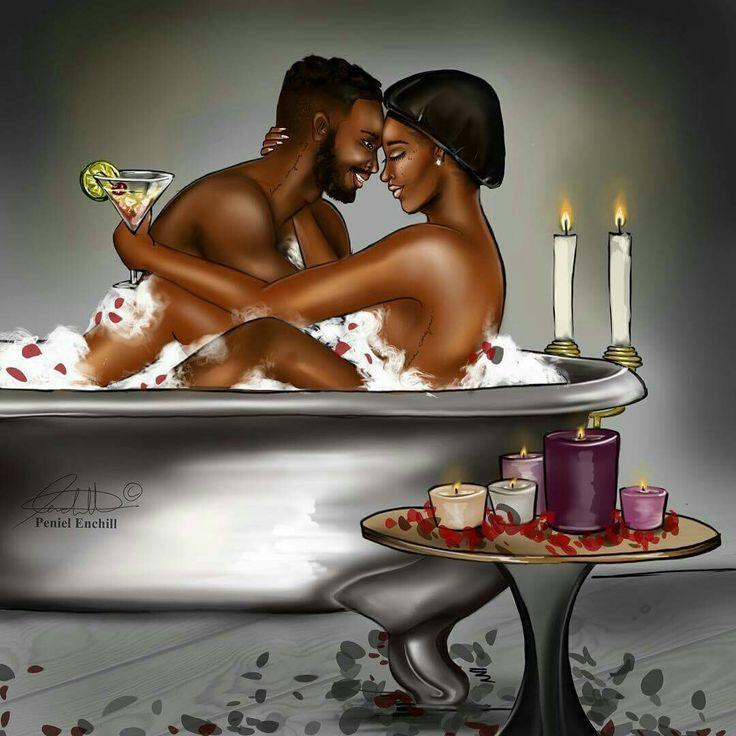 Animated sex black women