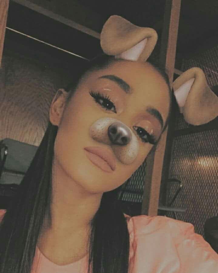 Ariana Grande dog
