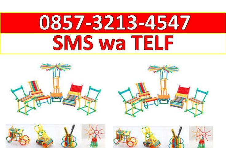 0857-3213-4547 Jual Mainan Anak Blocks Stick / Lego Stick