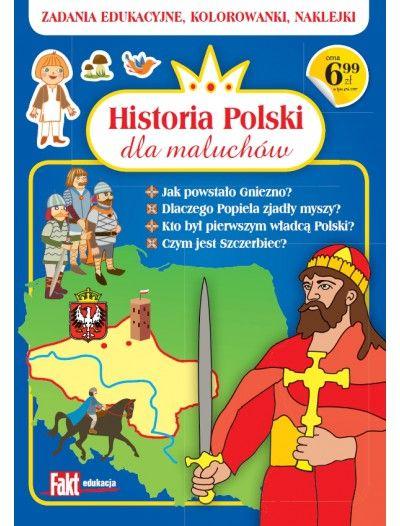 Historia Polski dla maluchów
