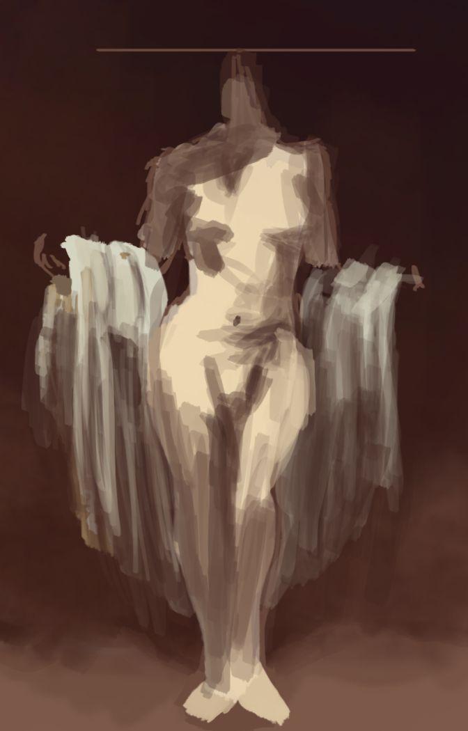 Roberto Ferri color & form study. http://www.pinterest.com/pin/528328600008723708/