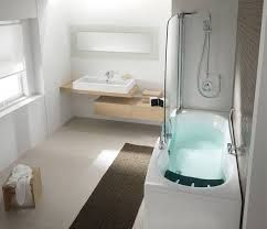 bath with glass door - Google Search