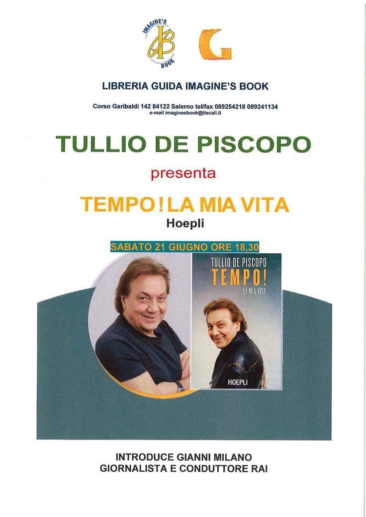 Non poteva mancare Salerno! Grande ospitalità alla Libreria Guida #tulliotour