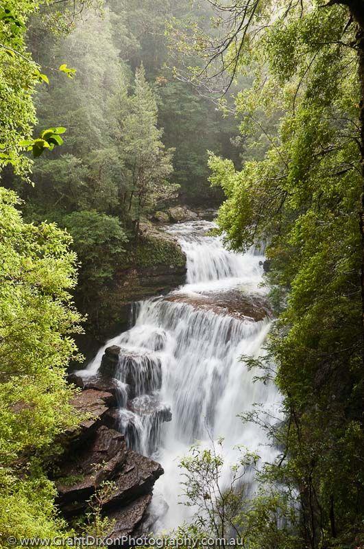 AUSTRALIA, Tasmania, Cradle Mountain-Lake St Clair National Park.