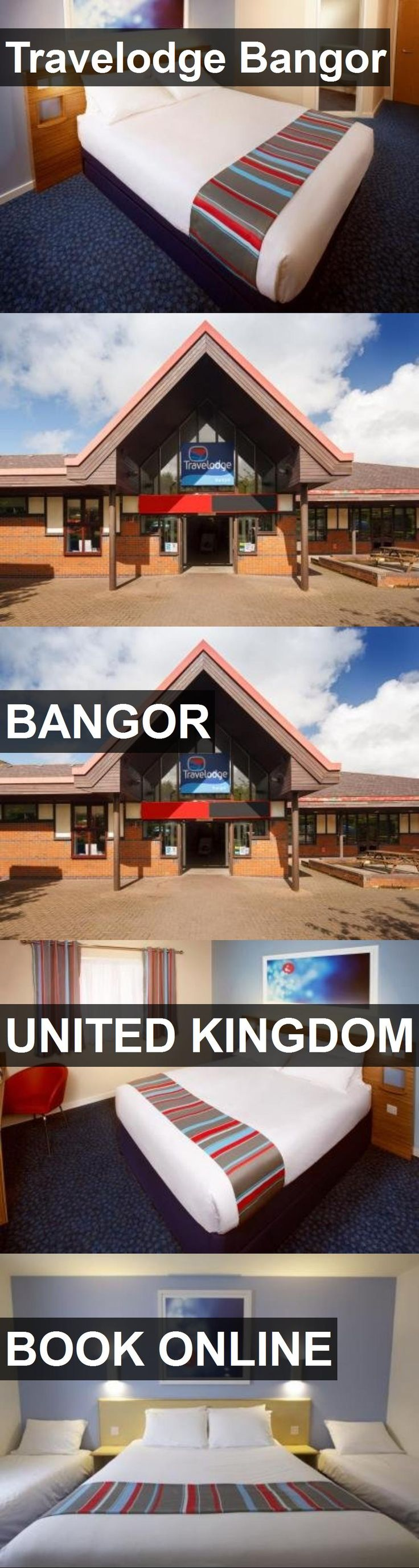 Hotel Travelodge Bangor in Bangor, United Kingdom. For more information, photos, reviews and best prices please follow the link. #UnitedKingdom #Bangor #TravelodgeBangor #hotel #travel #vacation