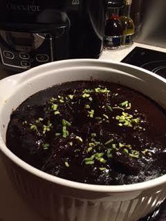 Mongolisk biff i Crock-Pot     Sugen på kinamat? Med det här receptet kan man med få ingredienser göra en härlig kinesisk maträtt - tro...