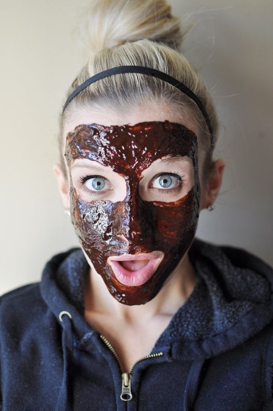 Benefits of chocolate facial