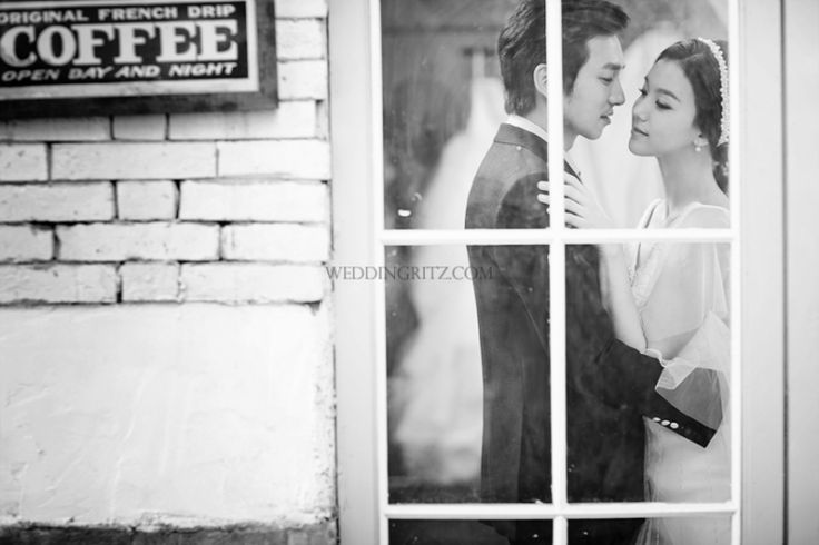 Korea Pre-Wedding Photoshoot - WeddingRitz.com » 'Wonkyu Masterpiece ver 2.0' Korea pre-wedding photoshoot.