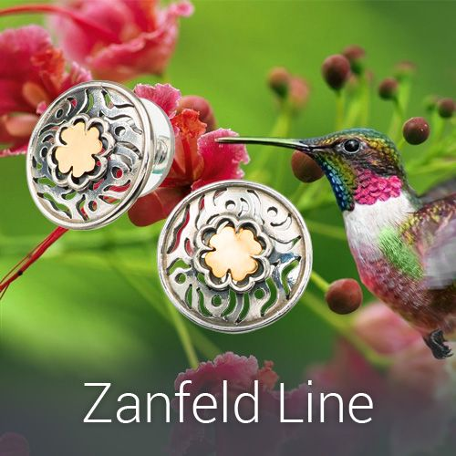 Amazing unusual jewelry by talented designers from around the world. Shop online for unique stylish jewelry in sterling silver, 14K gold and gemstones.