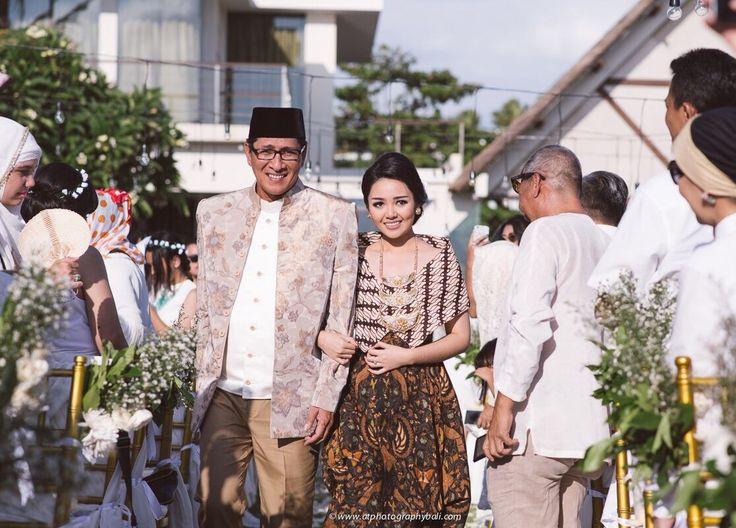 Pernikahan Alma dan Alda di Villa Phalosa Bali