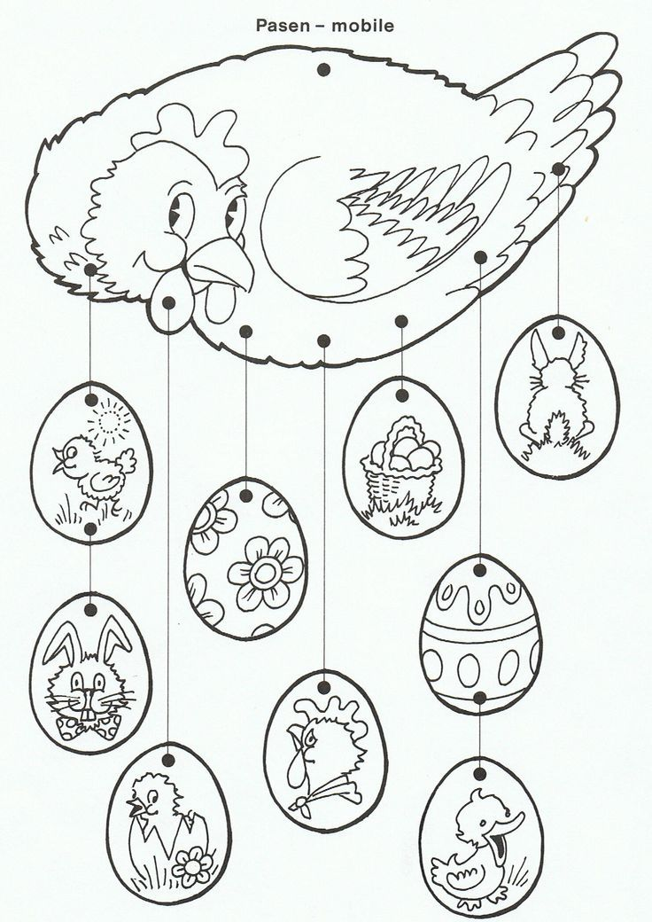 Felt Easter Craft Rabbit Ears Shape