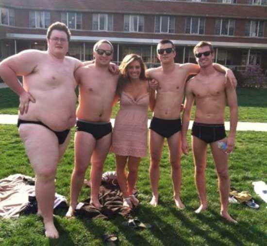 sexy swedish and german nude women