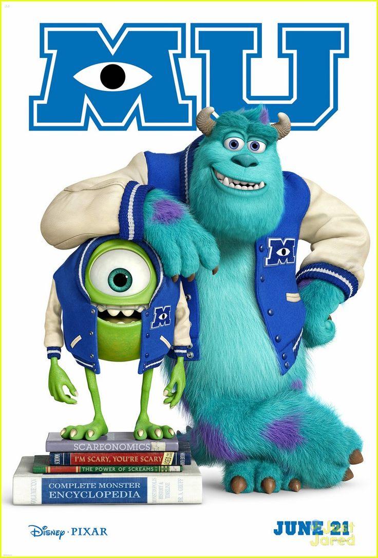 Großzügig Monster Inc. Universität Malvorlagen Ideen ...