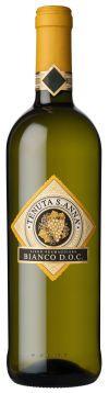 Elegant og frisk hvitvin fra Veneto. Dufter av sitrus, stikkelsbær og blomster. Oppleves som svært ren og aromatisk. Tørr. Anbefalt serveringstemperatur seks til åtte grader. Ingen lagringsvin. Passer utmerket til grønn salat, dampede blåskjell eller grønne asparges.