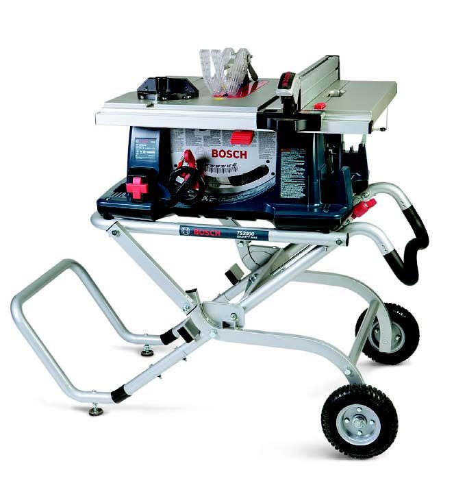 We review 10-in. portable table saws, often referred to as job site table saws or benchtop table saws. Learn which saw tested best.