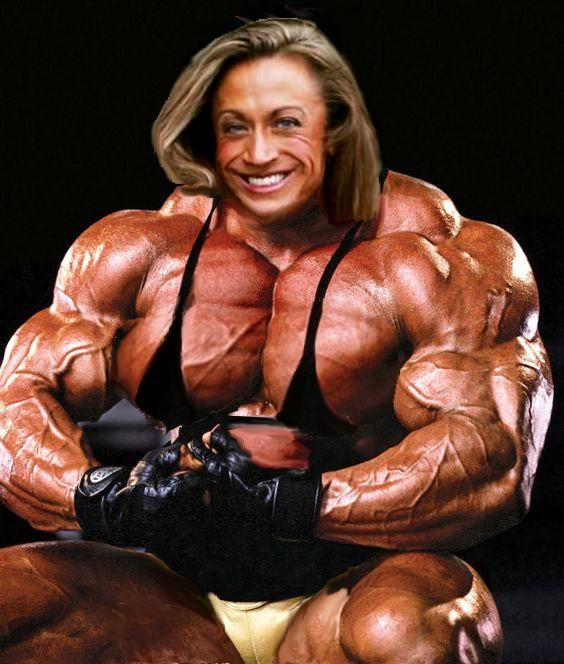 celebrity muscle - femalemuscle.com