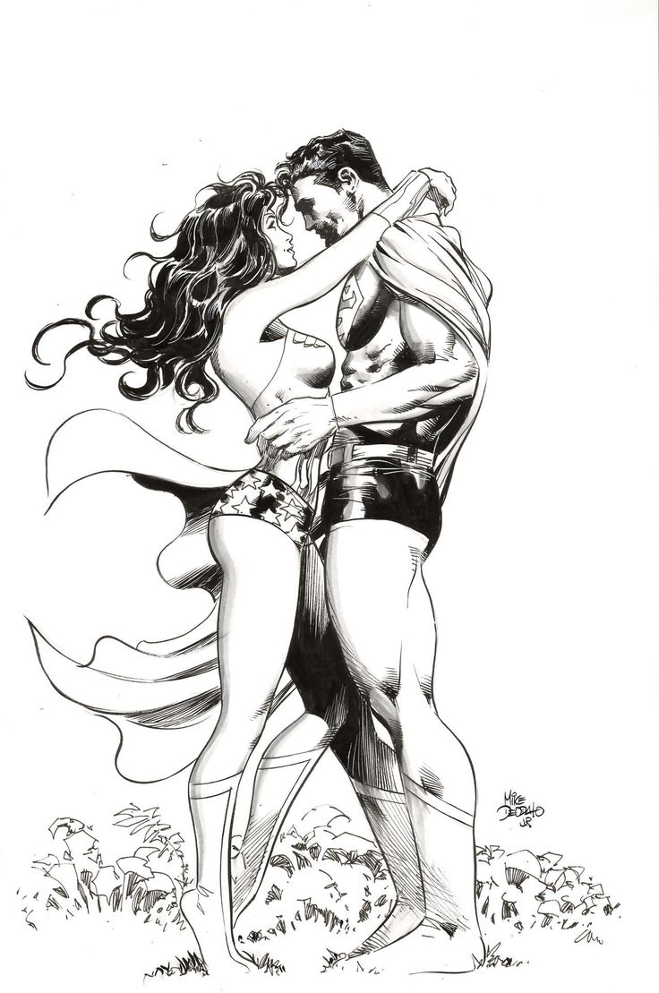 Superman wonder woman relationship-4188
