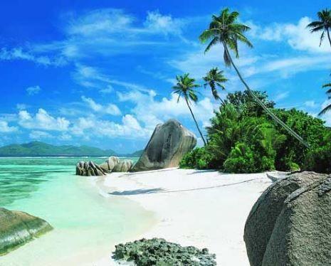 Beau Vallon Beach, Mahé  Seychelles