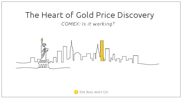 COMEX revealed: is the paper gold market bust? - The Real Asset Co