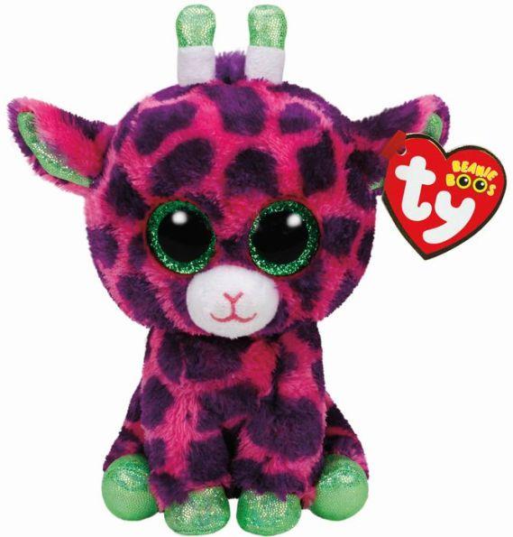 GILBERT - pink giraffe reg