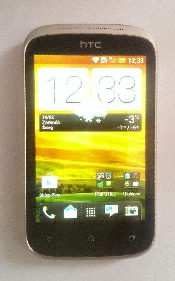 Перепрошивка HTC Desire C