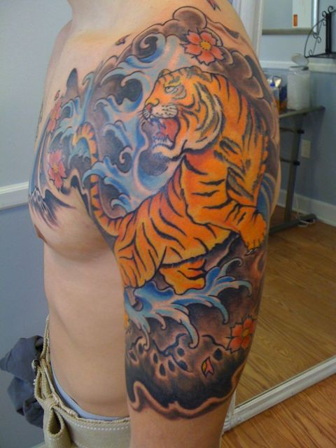 Vase Tattoo
