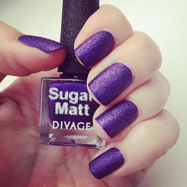 #nail #sugar_matt