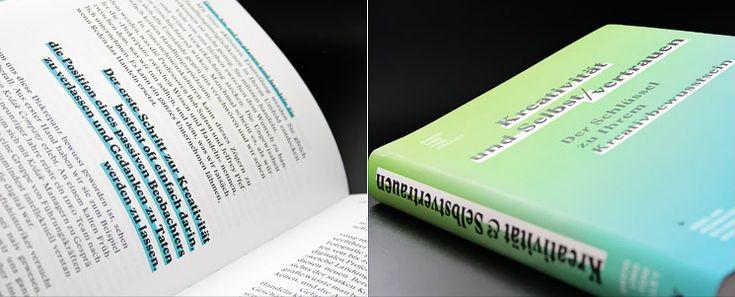»Kreativität ist eine Fertigkeit. Man kann sie aufbauen. Und trainieren. Wie Muskeln. Dazu aber muss man erst mal daran glauben. An sich glauben.« – so heißt es in dem Buch von David und Tom Kelley, das im Verlag Hermann Schmidt Mainz erschienen ist. Die beiden Brüder schreiben über den Schlüssel zum Kreativbewusstsein.